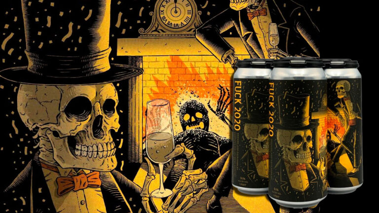 20 brilliant beer label designs (part 3)