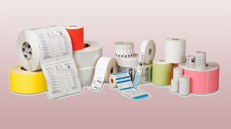 Types of label adhesives